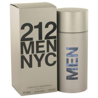 212 for Men By Carolina Herrera 3.4 oz EdT Spray