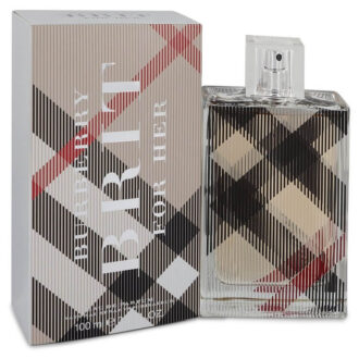 Burberry Brit for Women by Burberry 3.4 oz EdP Spray