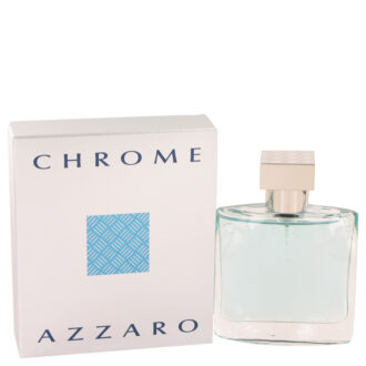 Chrome by Azzaro for Men 3.4 oz EdT