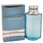 Chrome Legend by Azzaro for Men 4.2 oz EdT