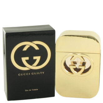 Gucci Guilty Perfume by Gucci for Women 2.5 oz EdT Spray