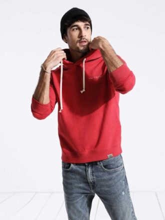 Casual Hoodie For Men in Solid Colors