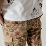 Vintage Style Hawaii Floral Print Shorts For Men