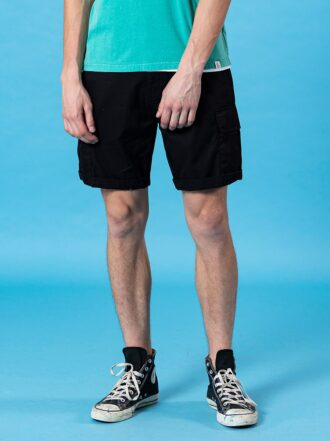 100% Cotton Casual Cargo Men's Shorts